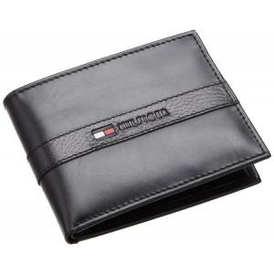 محفظة تومي هيلفيغر للرجال Ranger passcase - أسود