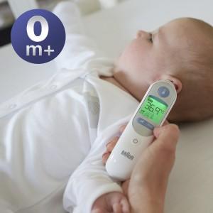 براون مقياس حرارة عن طريق الأذن