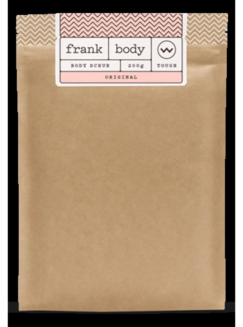 مقشر فرانك للجسم بالقهوة Frank