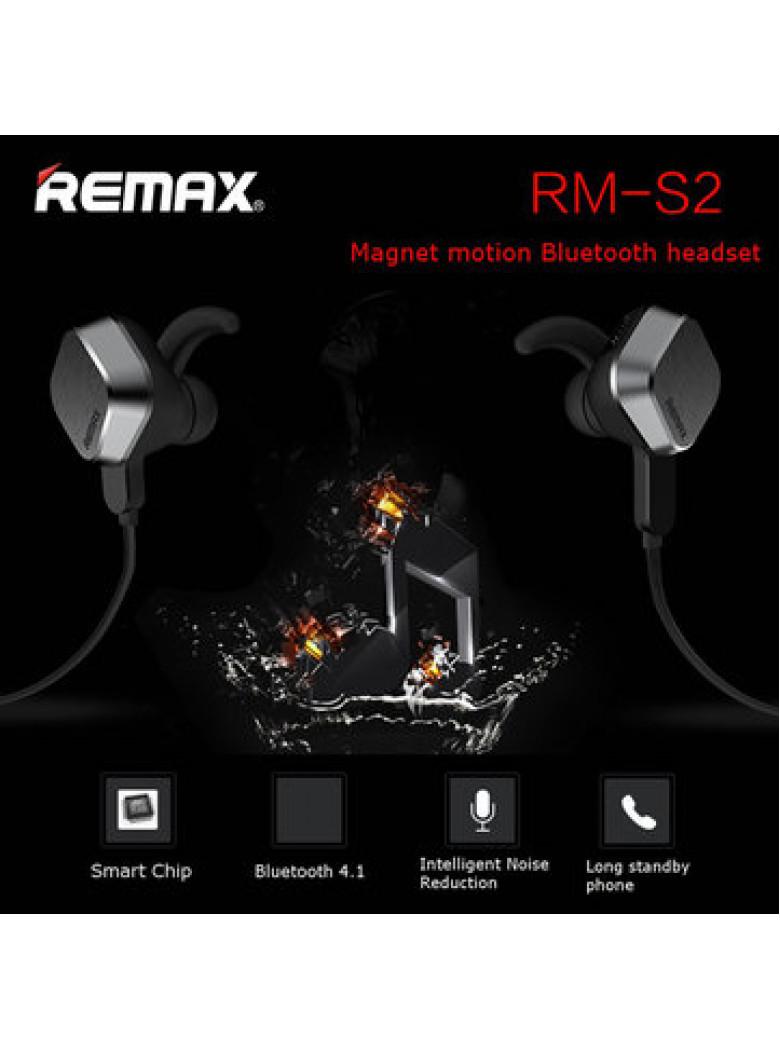 remax s2 سماعة وايرلس لاسلكية من ريماكس